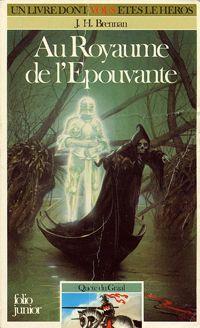Légendes arthuriennes : Quête du Graal : Au royaume de l'épouvante #5 [1986]