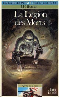 Légendes arthuriennes : Quête du Graal : La légion des morts #8 [1987]