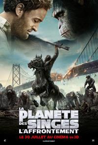 La Planète des singes : l'affrontement [#2 - 2014]