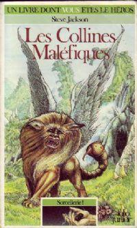 Titan : Sorcellerie ! : Les collines maléfiques [#1 - 1986]