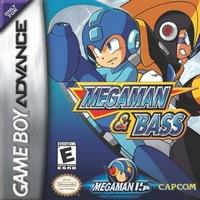 Mega Man & Bass - Console Virtuelle