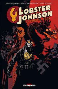 Lobster Johnson : Le Prométhée de fer #1 [2013]