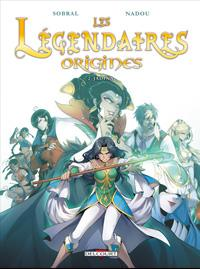 Les Légendaires - Origines : Jadina [#2 - 2013]