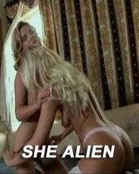 Alien Sex Files 3: She Alien [2013]