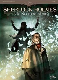 Sherlock Holmes et le Necronomicon: La Nuit sur le monde [#2 - 2013]