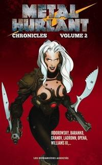 Metal Hurlant Chronicles [#2 - 2013]