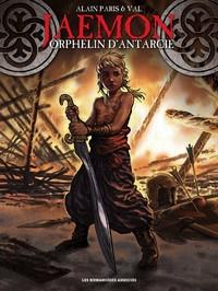Jaemon : Orphelin d'Antarcie [#1 - 2013]