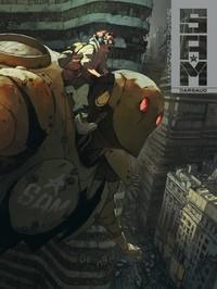 S.A.M. : Chasseurs de robots #2 [2013]