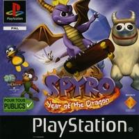 Spyro : Year of the Dragon [#3 - 2000]