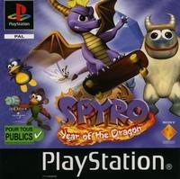 Spyro : Year of the Dragon #3 [2000]