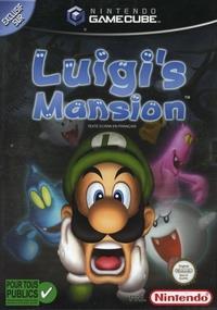 Mario : Luigi's Mansion [#1 - 2002]