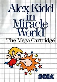 Alex Kidd in Miracle World [1986]