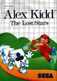 Alex Kidd : The Lost Stars [1989]