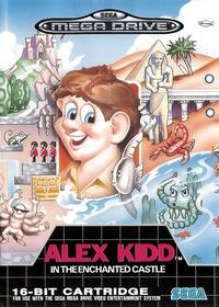 Alex Kidd in the Enchanted Castle - Console Virtuelle