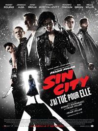 Sin City : J'ai tué pour elle #2 [2014]