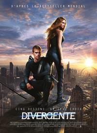Divergente - Combo Blu-ray + DVD