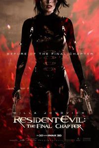 Resident Evil : Chapitre Final #6 [2017]
