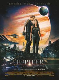 Jupiter : Le destin de l'univers [2015]