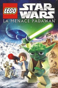 Lego : The Padawan Menace