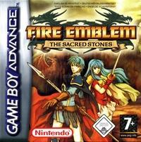Fire Emblem : The Sacred Stones - 3DS