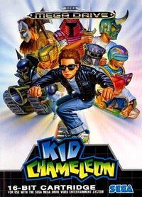 Kid Chameleon [1992]