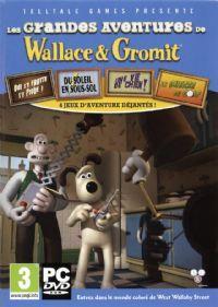 Les Grandes Aventures de Wallace & Gromit - PC