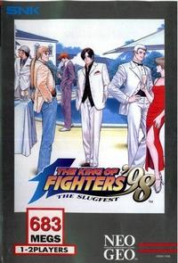 The King of Fighters '98 [1998]
