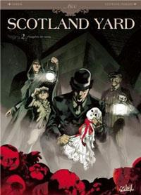 Scotland Yard : Poupées de sang [#2 - 2013]