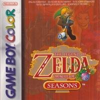 The Legend of Zelda: Oracle of Seasons [2001]