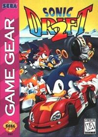 Sonic Drift 2 [1995]