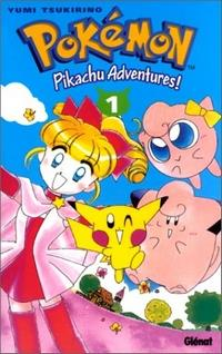 Pokémon : Pikachu Adventures ! #1 [2001]