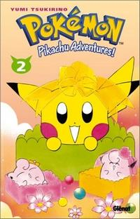 Pokémon : Pikachu Adventures ! [#2 - 2001]