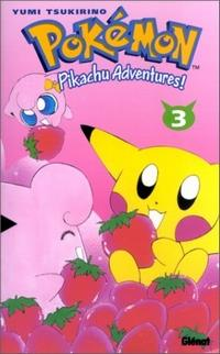 Pokémon : Pikachu Adventures ! [#3 - 2001]