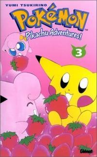 Pikachu Adventures !