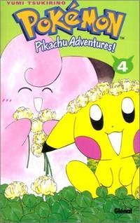 Pokémon : Pikachu Adventures ! #4 [2002]