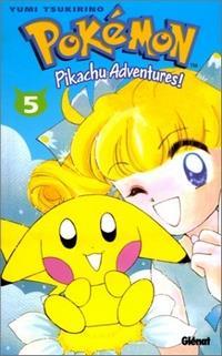 Pokémon : Pikachu Adventures ! [#5 - 2002]