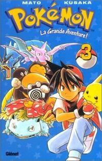Pokémon : La grande aventure ! [#3 - 2002]
