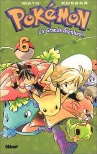 Pokémon : La grande aventure ! [#6 - 2002]