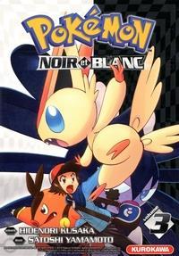Pokemon Noir et Blanc [#3 - 2012]