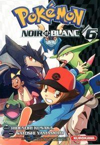 Pokemon Noir et Blanc #6 [2013]