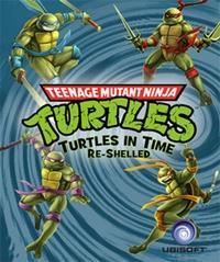 Les Tortues Ninja : Teenage Mutant Ninja Turtles: Turtles in Time Re-Shelled [2009]