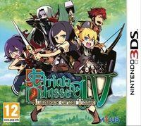 Etrian Odyssey IV : Legends of the Titan [#4 - 2013]