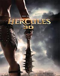 Hercules, la légende commence : La Légende d'Hercule Combo Blu-ray 3D + Blu-ray + DVD