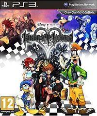 Kingdom Hearts HD 1.5 Remix - PSN