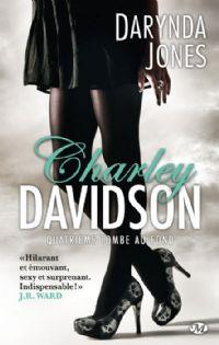 Charley Davidson : Quatrième tombe au fond #4 [2013]