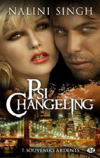 Psi Changeling : Souvenirs ardents #7 [2013]