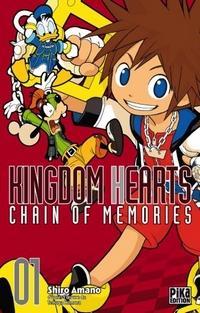 Kingdom Hearts - Chain of Memories #1 [2012]