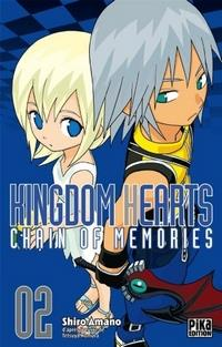 Kingdom Hearts - Chain of Memories [#2 - 2012]