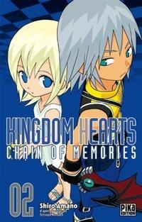Kingdom Hearts - Chain of Memories #2 [2012]