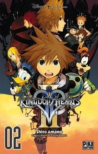Kingdom Hearts II #2 [2013]
